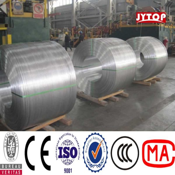 ACS cable, Aluminium Clad Steel Wire Stranded conductor