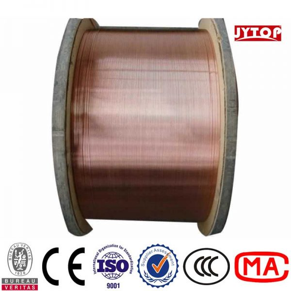 Copper Clad Steel, Copper Clad Steel Stranded Conductor