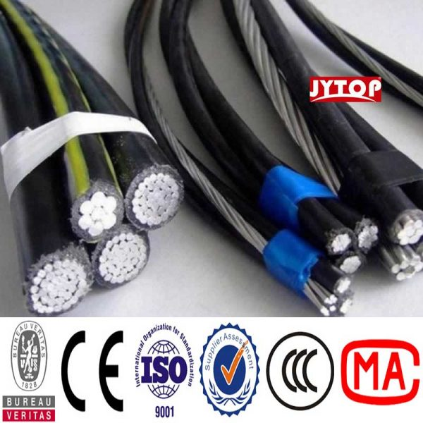 ABC cable, Aerial bundled cable