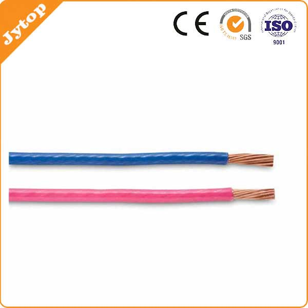 Nylon Jacket PVC Building Electric Wire THHN-THWN-THW-TW