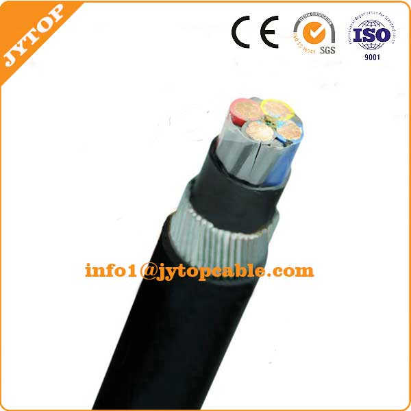 0.6/1kV PVC Insulated PVC Sheathed Power Cable