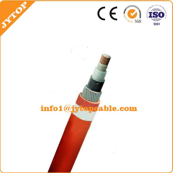 Copper Single Core PVC Insulated SWA Armoured Power Cable