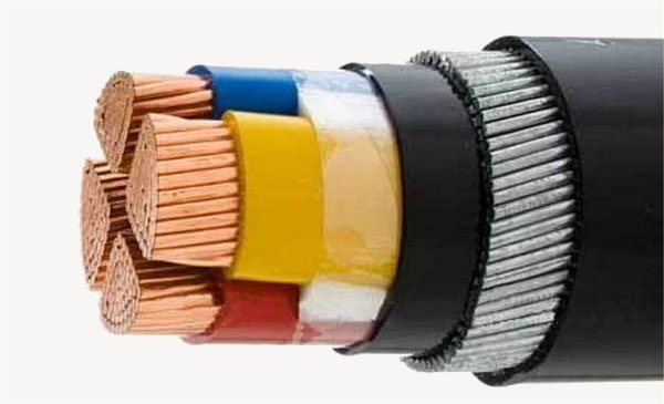 Outdoor Telephone Armoured Cable 20 Pair Telephone Cable Jytop Power Cable